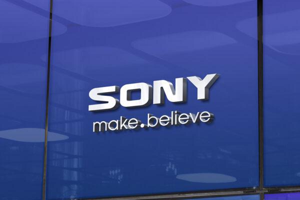 Logo Sony | Restyling Logo