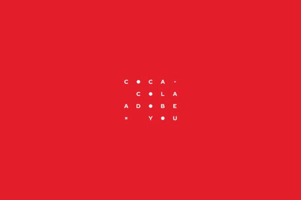 COKE X ADOBE X YOU | Progetto Grafico