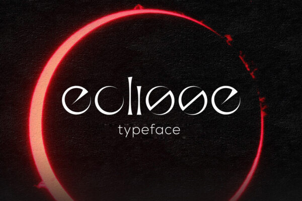Eclisse Font | Carattere Tipografico | Font