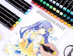 Marker pen 80 colori
